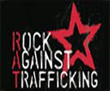 Rock Against Trafficking Sting-Cover Contest
